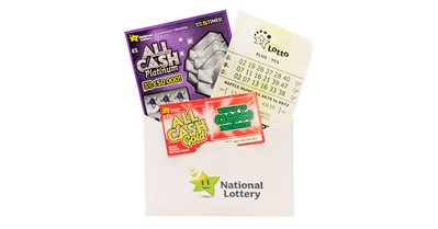 National Lottery Christmas Gifts