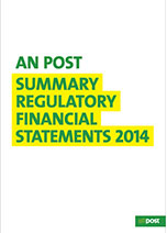 Regulatory Reports 2014 Cover