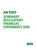 Regulatory Reports 2016 Cover