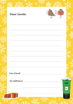 An Post Children Write And Post Your Letter To Santa
